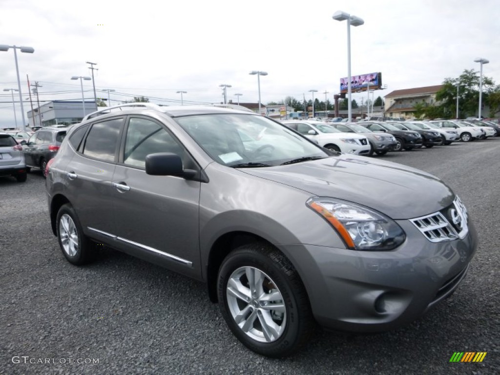 2015 platinum graphite nissan rogue select s awd. Black Bedroom Furniture Sets. Home Design Ideas