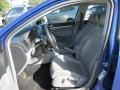 Art Grey 2008 Volkswagen Jetta Interiors