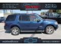 Dark Blue Pearl Metallic 2007 Ford Explorer XLT 4x4