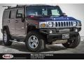 Twilight Maroon Metallic 2006 Hummer H2 SUV