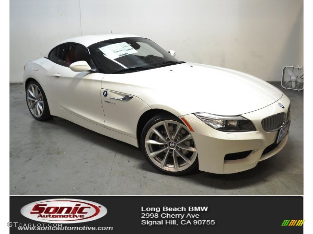Bmw Z4 White Used White Bmw Z4 For Sale Leicestershire
