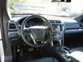 2016 Ford Explorer Ebony Black Interior Dashboard Photo