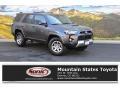 Magnetic Gray Metallic 2015 Toyota 4Runner Trail Premium 4x4