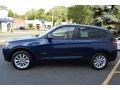 Deep Sea Blue Metallic 2016 BMW X3 Gallery