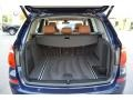 2016 BMW X3 Saddle Brown Interior Trunk Photo