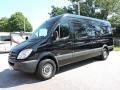 Jet Black 2013 Mercedes-Benz Sprinter 2500 High Roof Cargo Van
