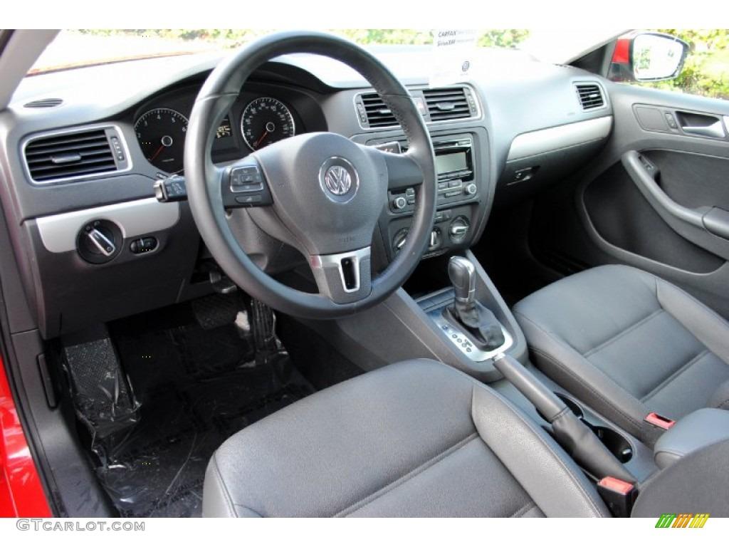 2013 Volkswagen Jetta Se Sedan Interior Color Photos