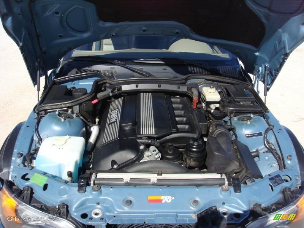 1999 Bmw Z3 2 3 Roadster 2 5 Liter Dohc 24 Valve Inline 6