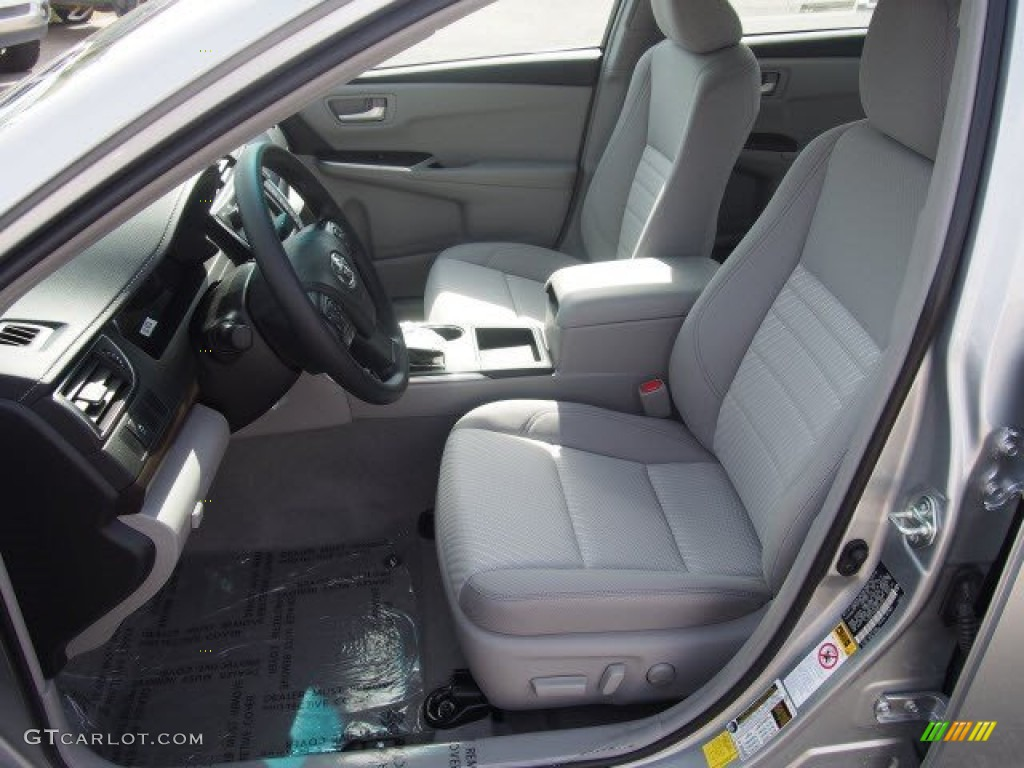 Ash Interior 2016 Toyota Camry LE Photo #107479146 ...