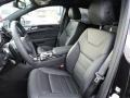 Front Seat of 2016 GLE 450 AMG 4Matic Coupe