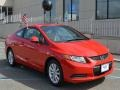 Rallye Red 2012 Honda Civic EX Coupe