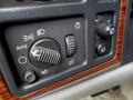 2003 Cadillac Escalade Pewter Interior Controls Photo