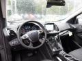 Charcoal Black Dashboard Photo for 2016 Ford Escape #107514029