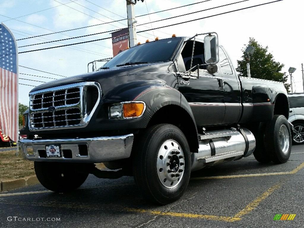 Ford F650 Super Truck Update Upcoming Cars 2020 Venom 400 Wiring Diagram 2000 Black Duty Xlt Crew Cab