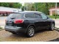 2009 Carbon Black Metallic Buick Enclave CXL  photo #2