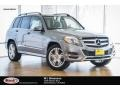 Paladium Silver Metallic 2015 Mercedes-Benz GLK 350