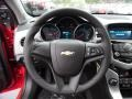 2016 Red Hot Chevrolet Cruze Limited LS  photo #16