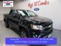 Black 2015 Chevrolet Colorado Z71 Extended Cab