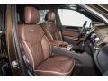 2016 GL 550 4Matic designo Auburn Brown Interior