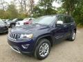 True Blue Pearl 2015 Jeep Grand Cherokee Gallery