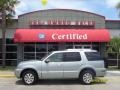 Satellite Silver Metallic 2006 Mercury Mountaineer Premier