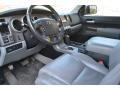 Graphite Gray Interior Photo for 2010 Toyota Tundra #107561228