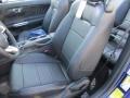 2016 Deep Impact Blue Metallic Ford Mustang EcoBoost Premium Convertible  photo #18