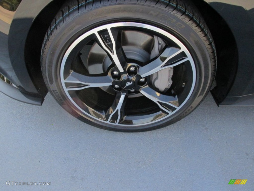 2016 ford mustang gt  cs california special coupe wheel