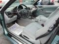 2003 3 Series 325i Convertible Grey Interior