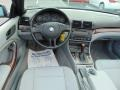 Dashboard of 2003 3 Series 325i Convertible