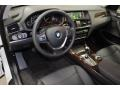 Black Interior Photo for 2016 BMW X3 #107598613