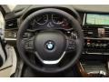 Black Steering Wheel Photo for 2016 BMW X3 #107598649