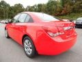 2016 Red Hot Chevrolet Cruze Limited LS  photo #8