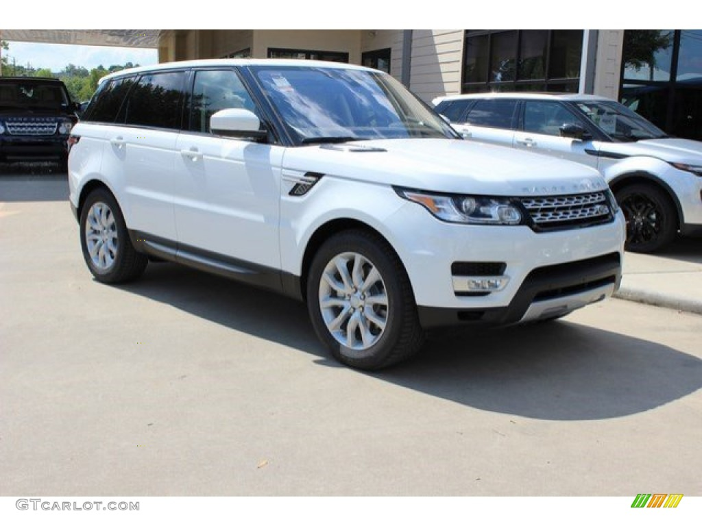 2016 fuji white land rover range rover sport hse. Black Bedroom Furniture Sets. Home Design Ideas