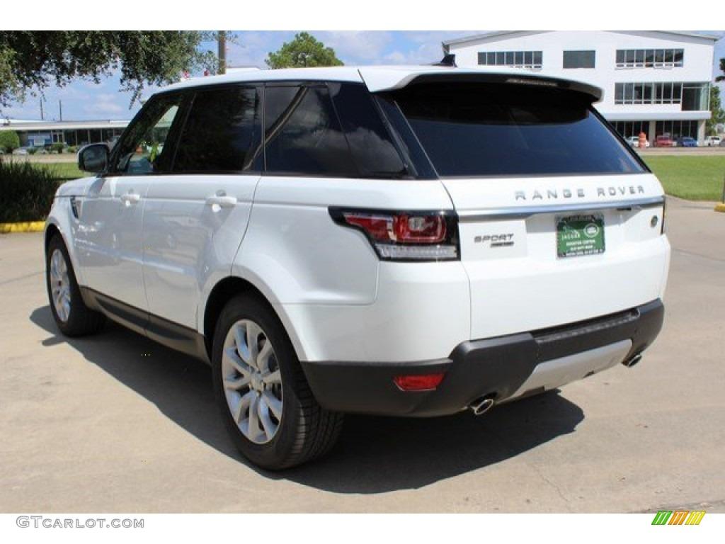 2016 fuji white land rover range rover sport hse 107603388 photo 8 car color. Black Bedroom Furniture Sets. Home Design Ideas