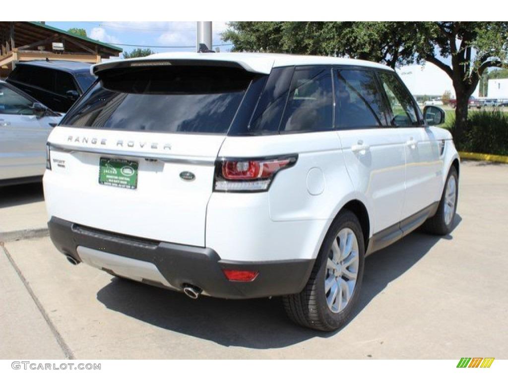 2016 fuji white land rover range rover sport hse 107603388 photo 10 car color. Black Bedroom Furniture Sets. Home Design Ideas