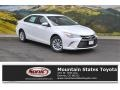 Super White 2016 Toyota Camry Gallery