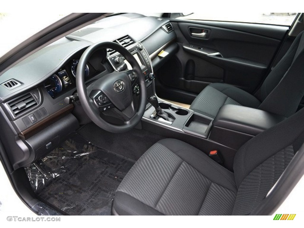 toyota camry 2016 interior. black interior 2016 toyota camry le photo 107613916