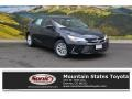 Cosmic Gray Mica 2016 Toyota Camry Gallery