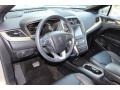 Ebony Prime Interior Photo for 2015 Lincoln MKC #107630818