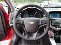 2016 Red Hot Chevrolet Cruze Limited LT  photo #16