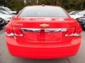 2016 Red Hot Chevrolet Cruze Limited LS  photo #7
