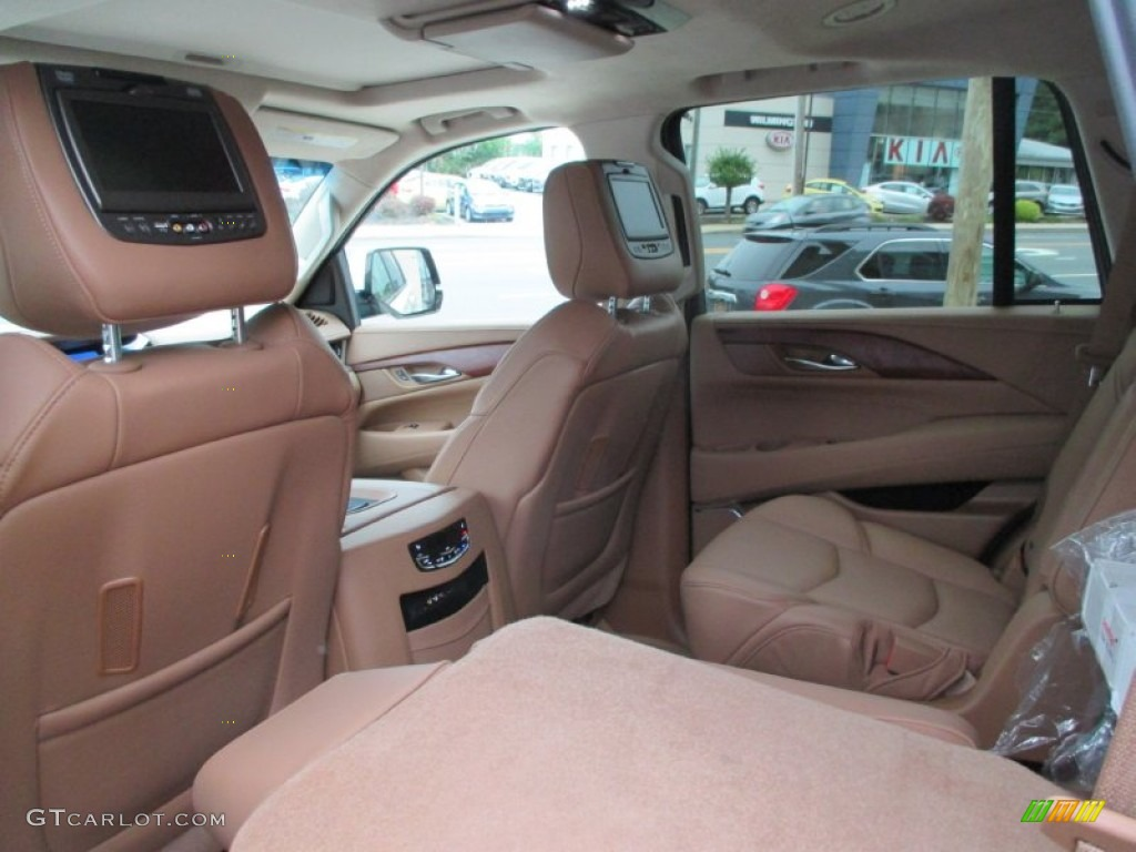 tuscan brown interior 2015 cadillac escalade platinum 4wd. Black Bedroom Furniture Sets. Home Design Ideas