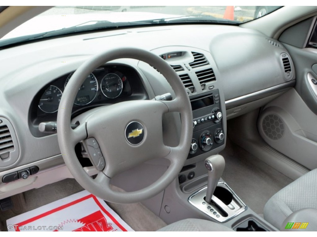 Awesome 2007 Chevrolet Malibu LS Sedan Interior Photos