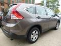 2014 Urban Titanium Metallic Honda CR-V LX AWD  photo #13