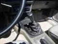 1985 Ford Mustang Grey Interior Transmission Photo