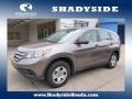 2012 Urban Titanium Metallic Honda CR-V LX  photo #1