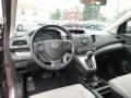 2012 Urban Titanium Metallic Honda CR-V LX  photo #6