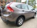 2012 Urban Titanium Metallic Honda CR-V LX  photo #13