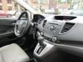 2012 Urban Titanium Metallic Honda CR-V LX  photo #17